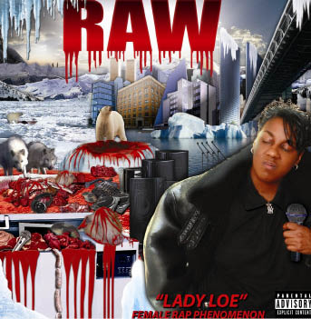 Lady Loe Nine5Four The Magazine Featured Artist