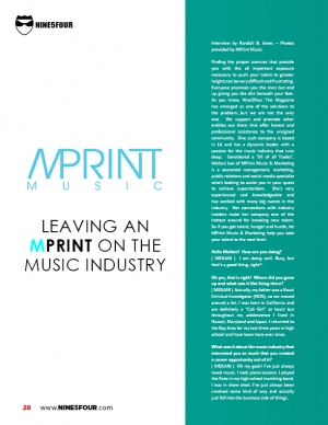 MPrint Music