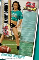 Broward County All-Stars: Jenny Bunny