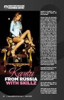 Kayta: From Russia with Skillz